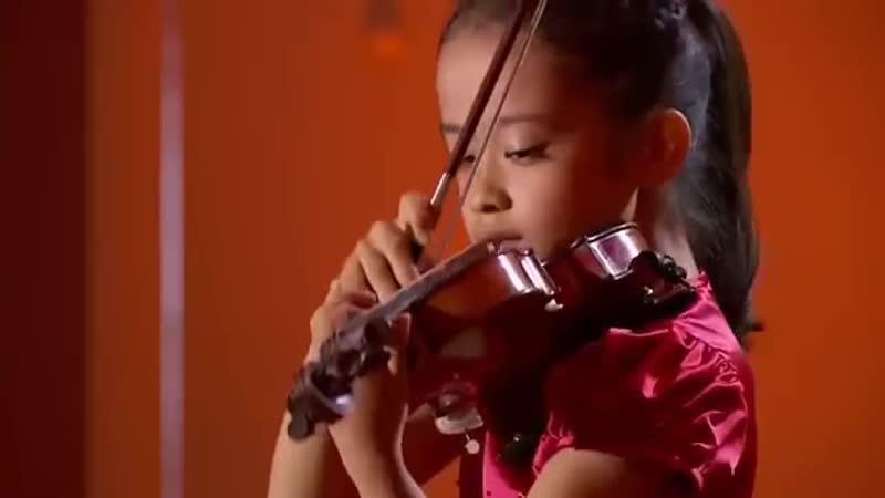 Химари Йошимура I тур Струнные инструменты XX Международный конкурс юных музыкантов Щелкунчик