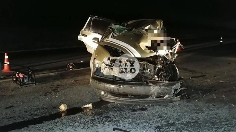 В жутком ДТП на трассе М 2 в Туле погиб мужчина