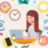 Поддержка пользователей аудио поздравлений