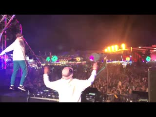 Volac feel it @ edc