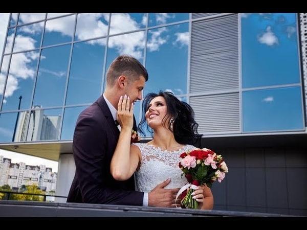 Отзыв от молодожёнов Максима и Татьяны о свадебном агентстве МЕГАШОУ!