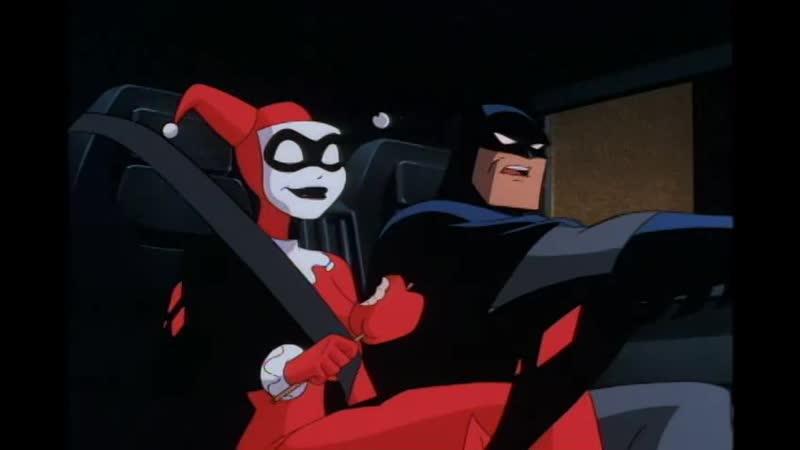 Сезон 02 Серия 10: Харликвиниада | Бэтмен (1992-1995) / Batman: The Animated Series | Harlequinade