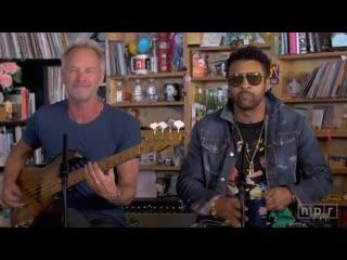 Sting & Shaggy /Englishman in New York /2019