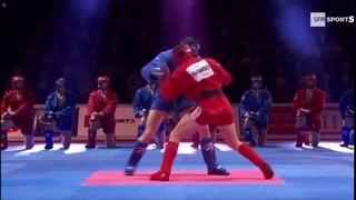Full Sambo Evolution - Démonstration Sambo 32ème festival des arts martiaux Bercy 2017