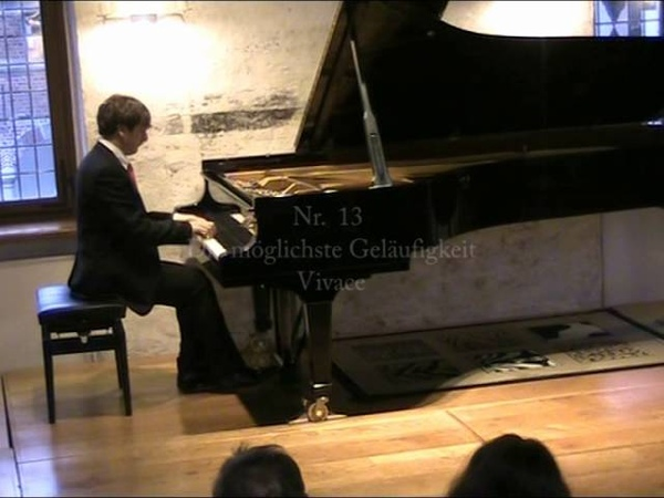 Francesco LIBETTA spielt CZERNY
