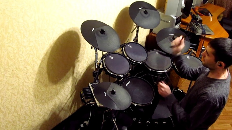 Europe - The final countdown (Drum cover by Vladimir_DC_Drummer)