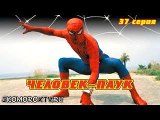 Человек-Паук / Toei Spiderman (37 серия) (озвучка SkomoroX)