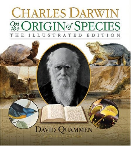 Charles Darwin, David Quammen] On the Origin of S