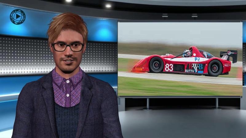 Auto racing Motosport in 90 seconds