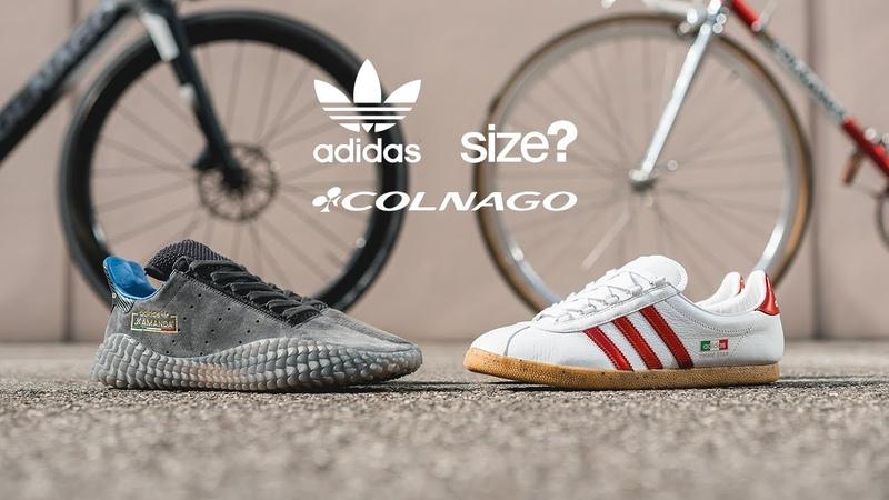 Size x adidas Originals x Colnago Collection