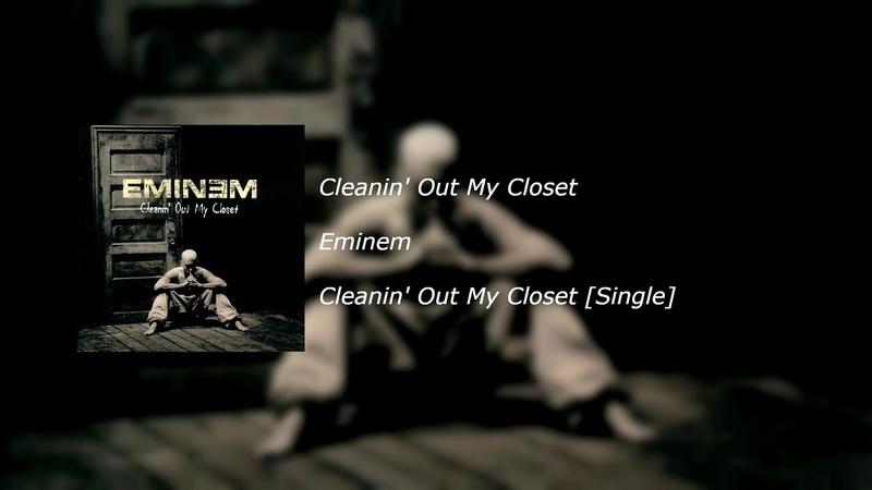 Eminem Cleanin' Out My Closet