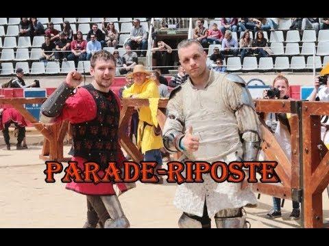 Урок 14: Работа в парах: Парад-рипост. Исторический Средневековый бой - Основы