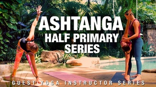 Ashtanga Half Primary Series Yoga Class - Five Parks Yoga