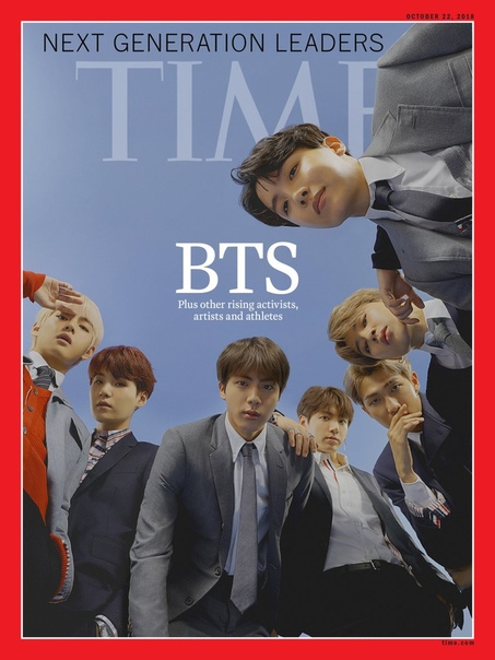 2018-10-22 Time Magazine International Edition