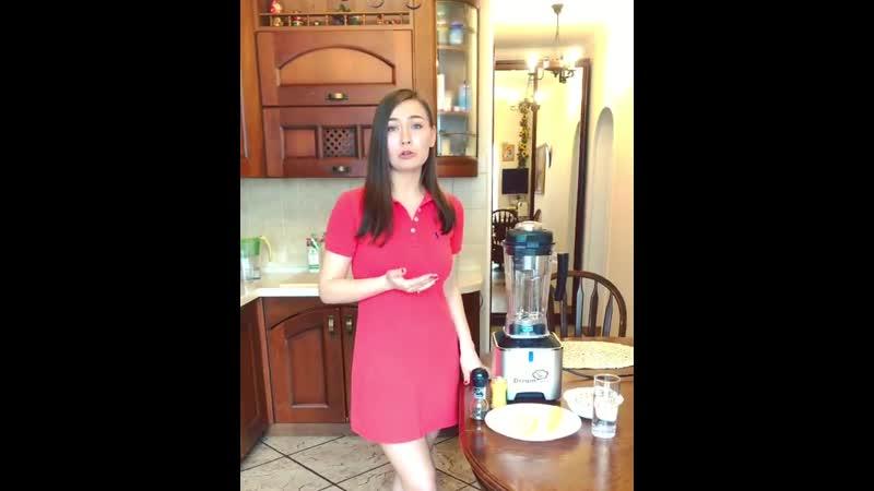 Ореховый соус в блендере Dream Luxury 2 от Анастасии Кимгер   Часть 1