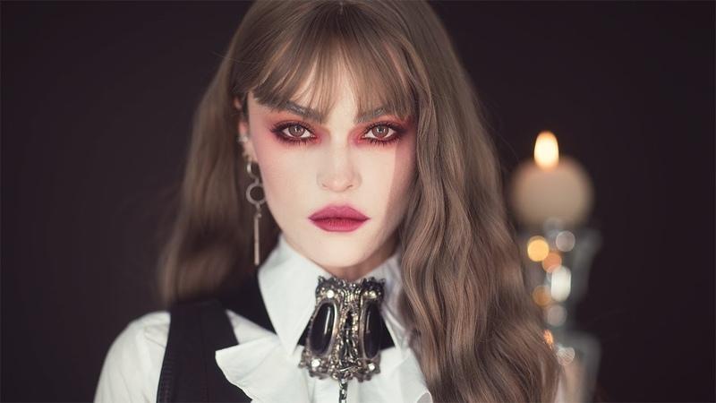 BLOOD MOONS - Vampire Make-up Halloween 2019