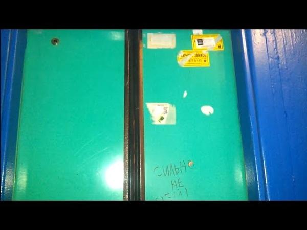 Модернизированный лифт в Саратове , V=0.71 м-с (ЦРМЗ-1969 г.в) ЦРМЗ-1969 , Q=320 кг (1037)