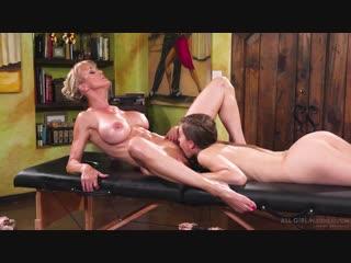 All Girl Massage - Brandi Love, Jill Kassidy - Friendly Competition