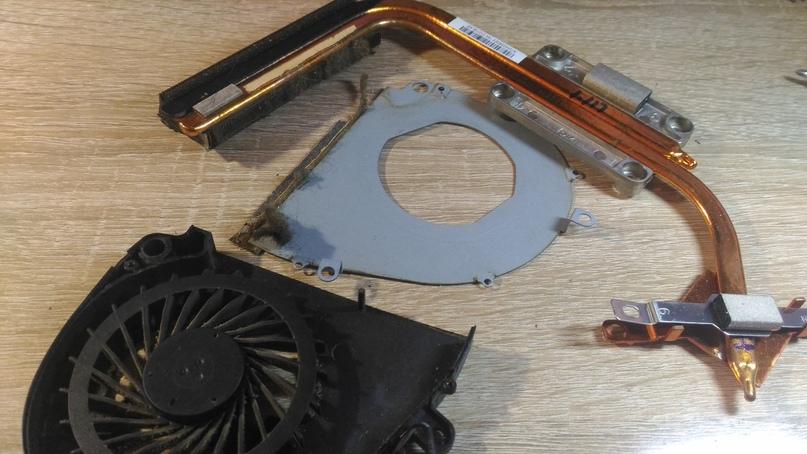 Грустный клиентский ноутбук(((, изображение №6