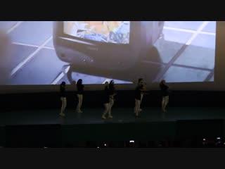 """Выступление в кинотеатре """"Удокан"""" перед премьерой фильма BTS"""