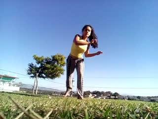 Felina_capoeira