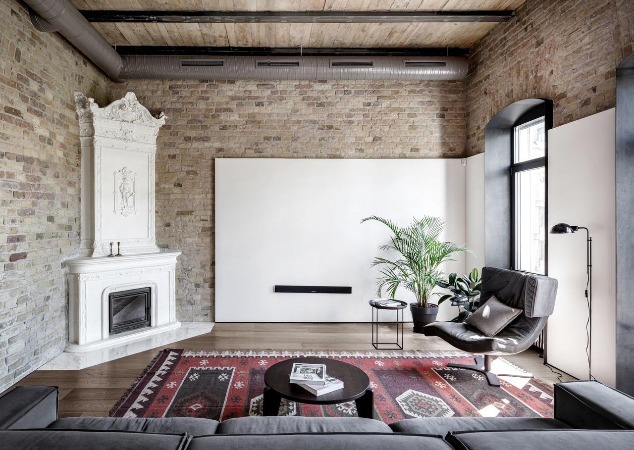 Pushka Apartment by balbek bureau \ Slava Balbek, Evgeniya Dubrovskaya, Artem Beregnoy
