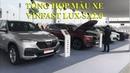 Tổng hợp các màu xe VinFast Lux SA2.0 thực tế tại Trường đua Đại Nam (Bạc, Đỏ, Trắng, Đen)