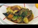 Kochen mit Martina und Moritz - Schmorbraten aus Burgund - Zartes Fleisch in viel würziger Soße