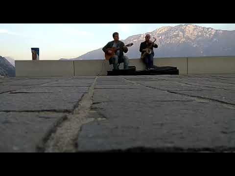 Chill out on Lake Garda. Nel Blu Dipinto Di Blu ( Volare)