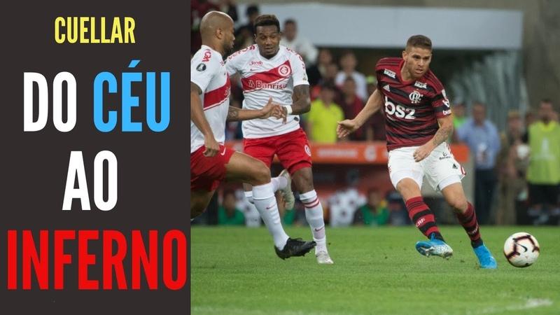 Cuellar abre crise no Flamengo e venda a clube saudita que era provável fica bem difícil