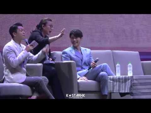 190511 玄彬 현빈 ヒョンビン - LOG INTO THE SPACE-2019 HYUN BIN FAN MEETING TOUR IN HONG KONG 직캠/CAM [4K]