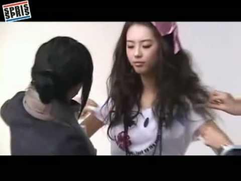 BTS - Spris CF Kim Bum Goh Ara