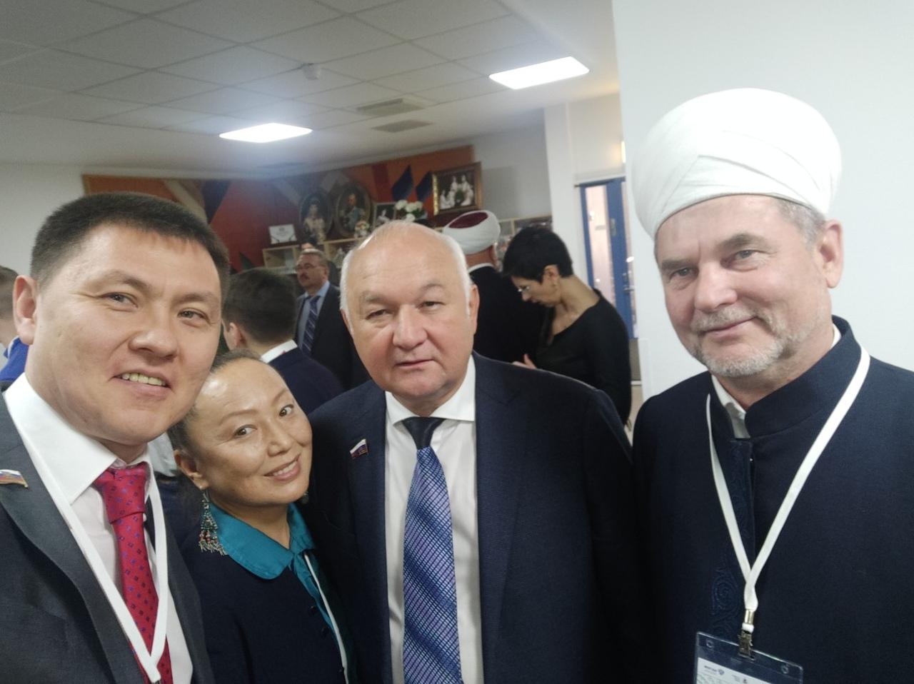 Всероссийский форум национального единства г. Ханты-Мансийск