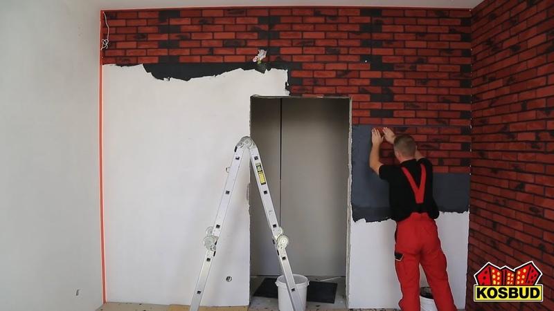 Elastyczne panele KLINKIERO instrukcja montażu