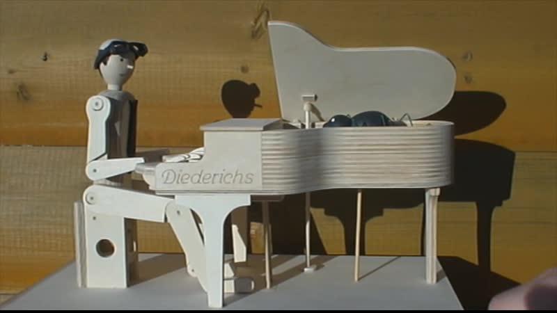 Пианист Шабунин