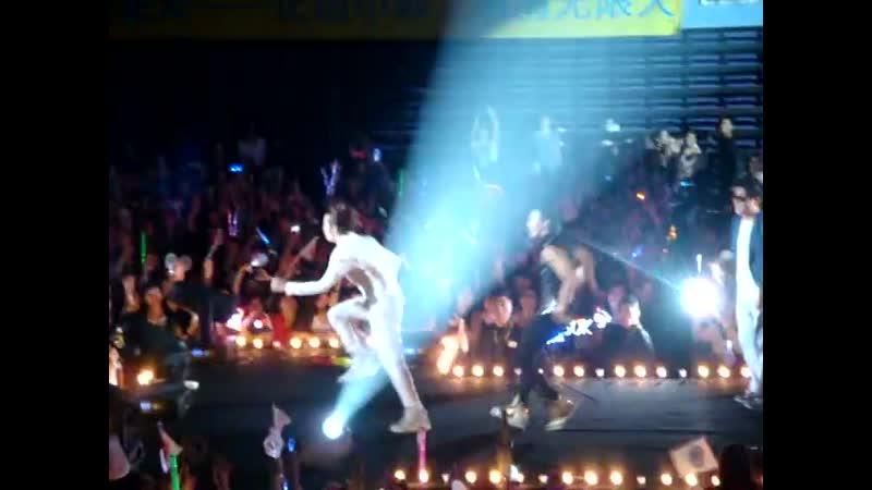 [2011.07.09] 張根碩 _上海Cri Show_Shuffle all the night