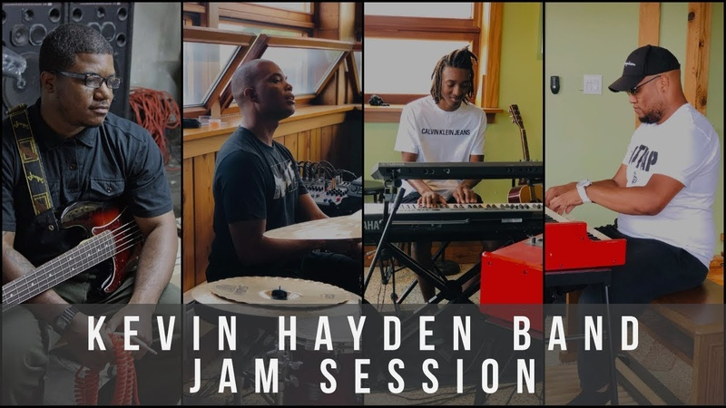 Kevin Hayden Band: Jam Session - Find You by Robert Glasper/Kaytranada