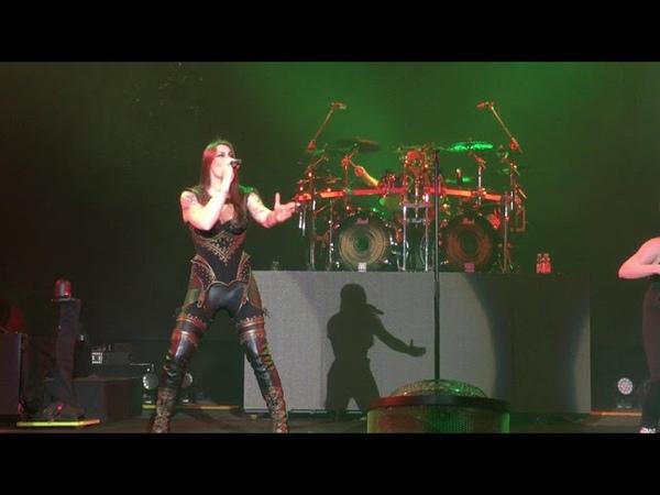Nightwish - Wishmaster (feat. Netta Skog) - 14.12.2018 - Gatorade Center, Turku