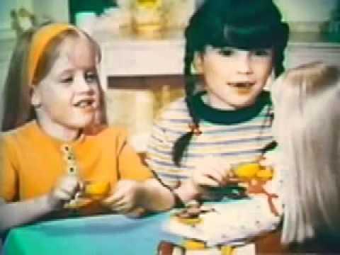 1971 Kenner Crumpet Doll