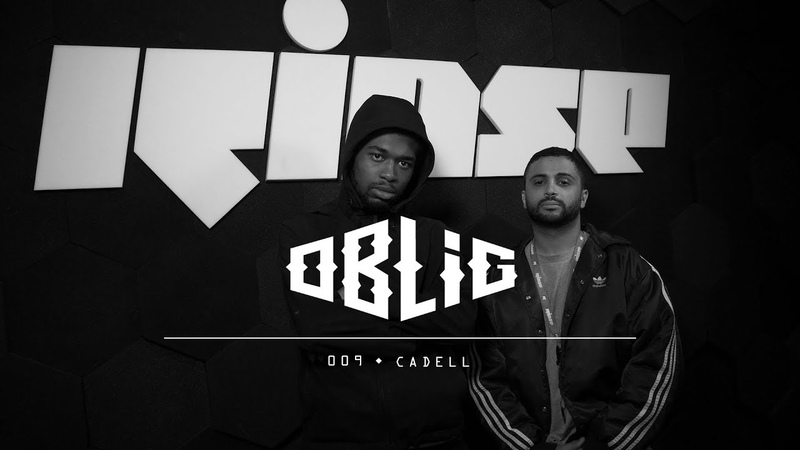 Oblig with Cadell Rinse FM Freestyle