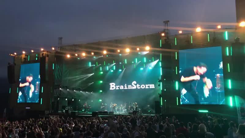 BrainStorm, дневник LiveFest, Сочи, 18.08.2019