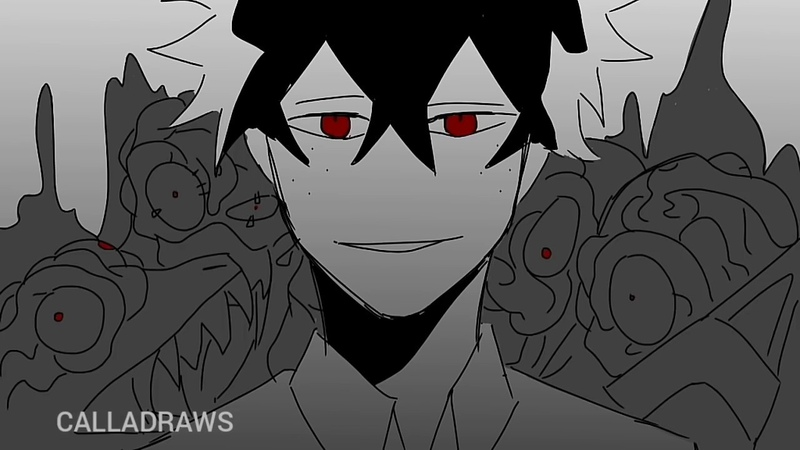 Bnha animatic|villain deku|Believer (part 3)
