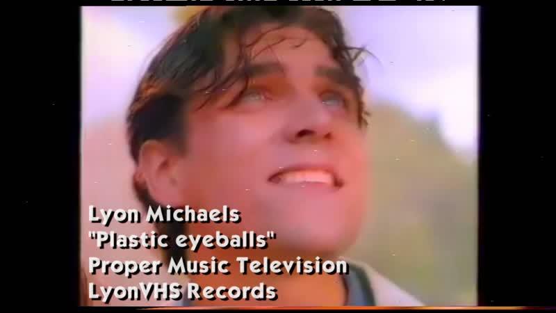 Lyon Michaels Plastic eyeballs vaporwave