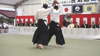 IGARASHI Masataka - Aikido 74th Japan National Sports Festival (Iwama 2019)