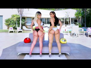 Adriana Maya, Valentina Jewels - Big Booty Love - All Sex Anal Big Tits Ass Doggystyle Creampie