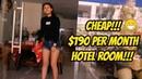 Pattaya Hotel Sorot House - $190/Month - Seconds From Jomtien Beach