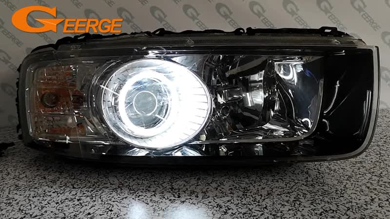 For Chevrolet Captiva 2012 2013 2014 2015 2016 Excellent angel eyes Ultra bright illumination CCFL Angel Eyes kit Halo Ring