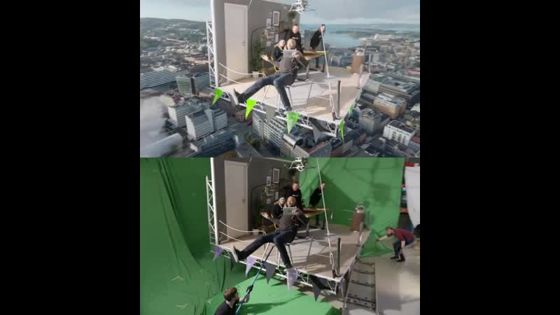 Un aired ComeOn! and John Carew commercial VFX Breakdown By Helmet