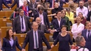 Auld Lang Syne for Brexit EU BBC News 30th January 2020