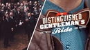 DGR 2019 The Distinguished Gentleman's Ride 2019 Moscow Ride